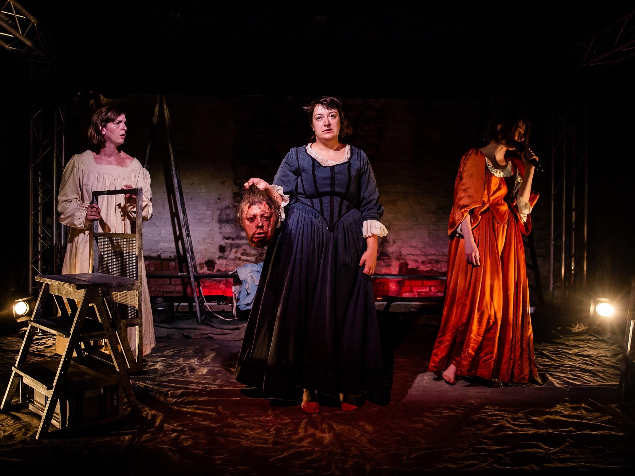 Teatro, It's True, It's True, It's True, Breach Theatre