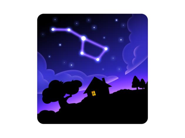 apps para descobrir o céu