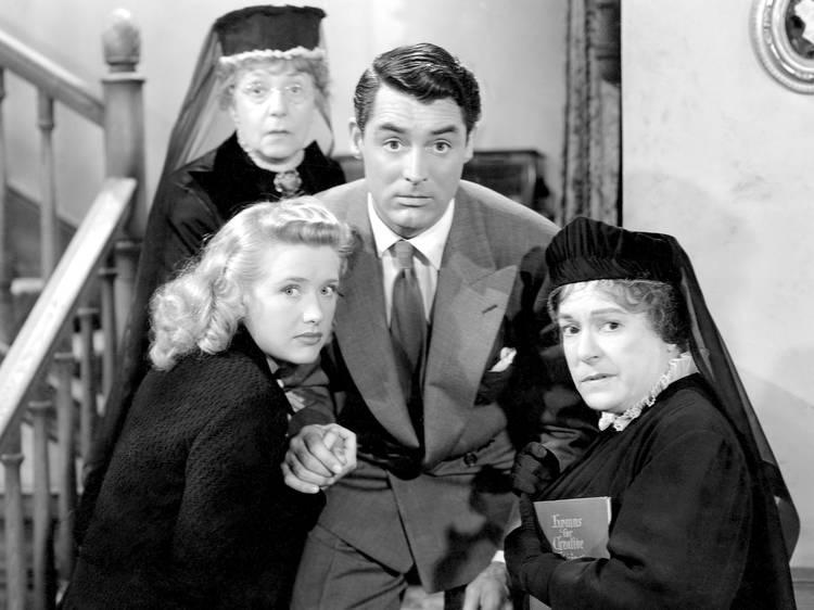 'Arsènic per compassió' - Frank Capra (1944)