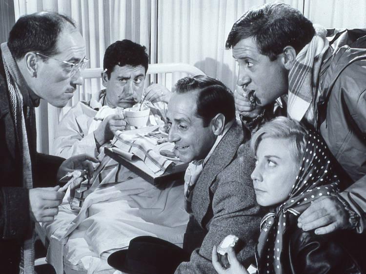 'Atraco a las tres' - José María Forqué (1962)