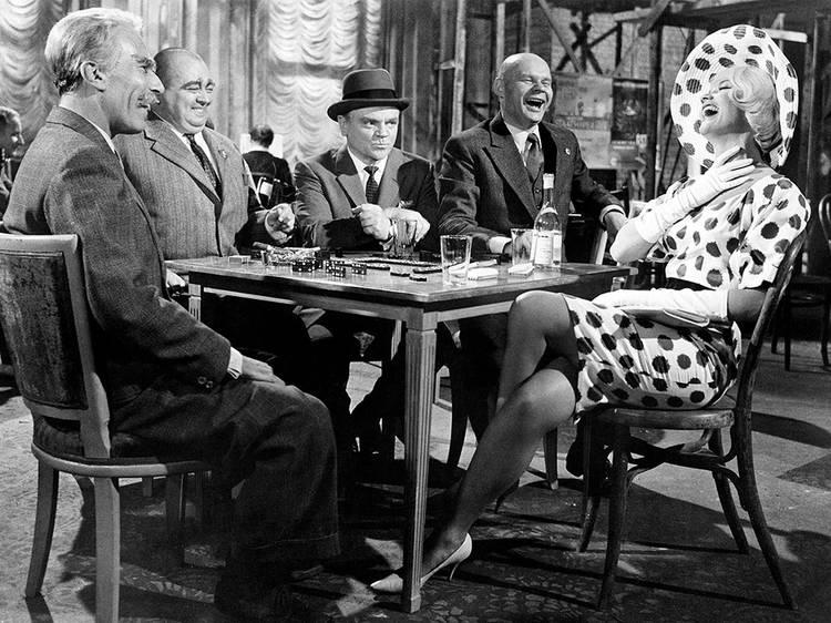 'Uno, dos, tres' - Billy Wilder (1961)