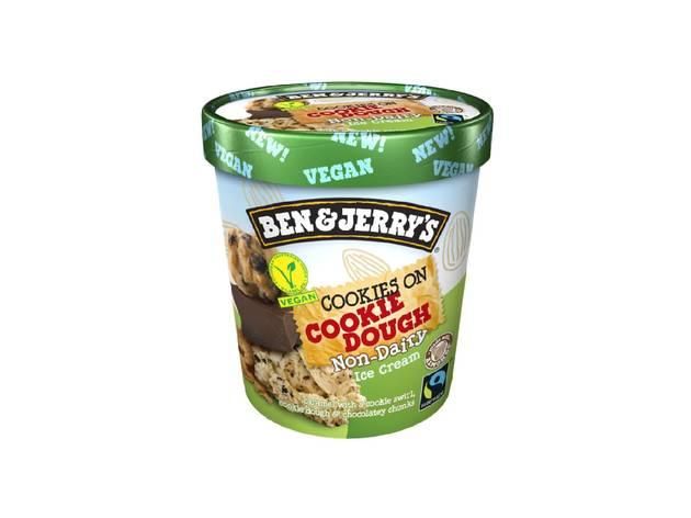 Doces, Gelados, Ben & Jerry's Vegan Cookie Dough