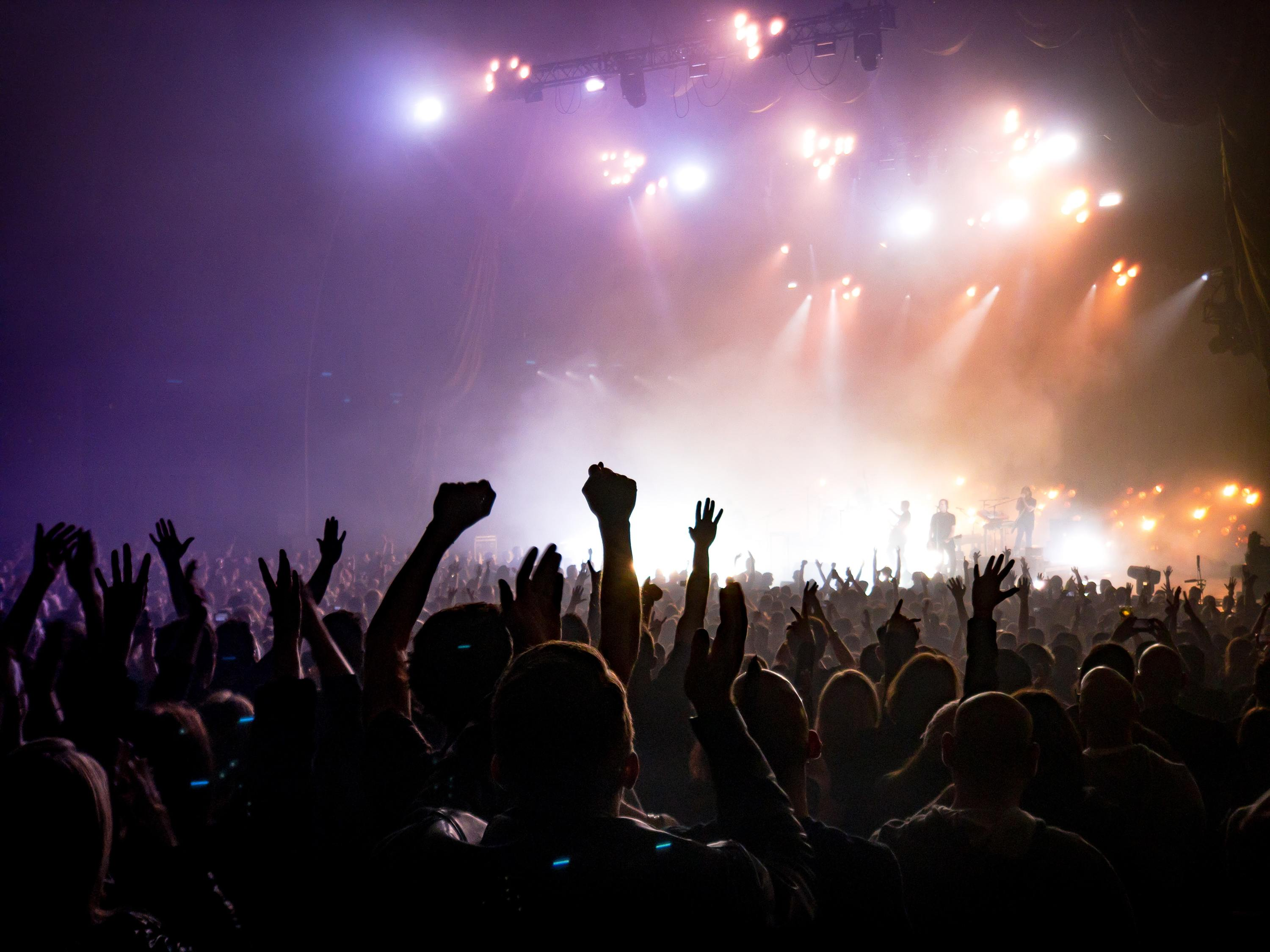 Best upcoming live music and concerts in Madrid