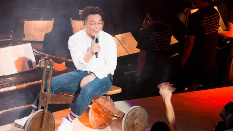 Eason Chan, Flickr, concert, hong kong