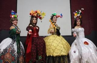 Las reinas chulas en escena