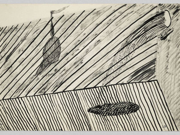 Untitled (1951), de Louise Bourgeois