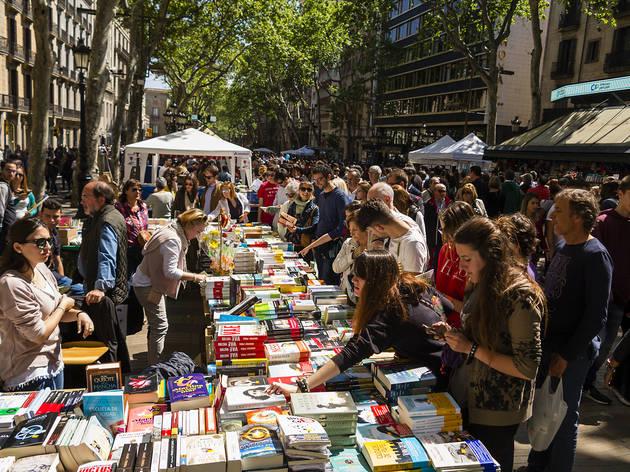 La data alternativa per celebrar Sant Jordi al carrer