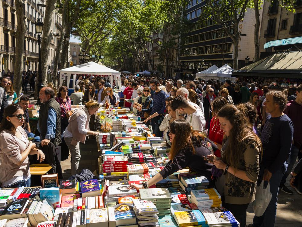 Ya hay fecha alternativa para celebrar Sant Jordi: el 23 de julio