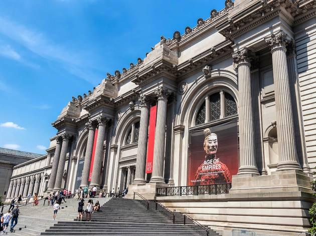 New York, museums, art, Metropolitan Museum, history, El Greco, Walker Evans, Ancient Egypt