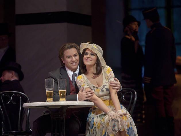 La Rondine at the Metropolitan Opera