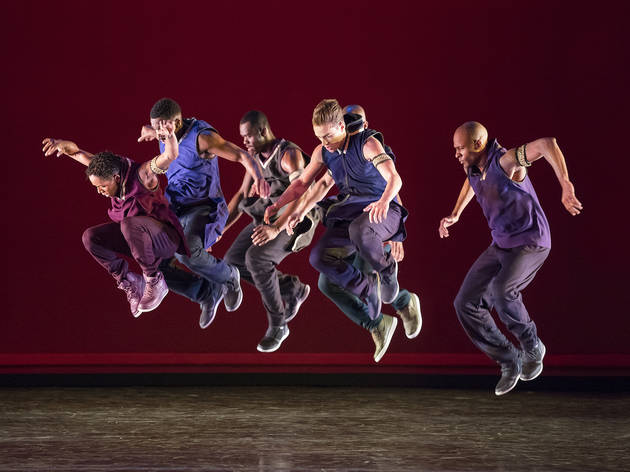 Alvin Ailey American Dance Theater in Rennie Harris's Lazarus