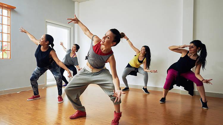 Online Dance class in Hong Kong