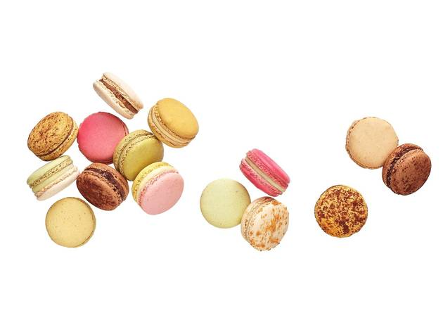 Pierre Hermé Paris , hong kong, macarons
