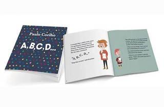 Cuento para niños en formato virtual de Paulo Coelho