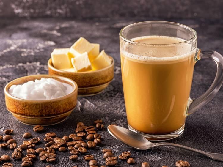 Make your coffee bulletproof