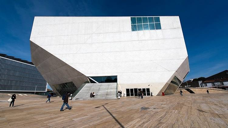 Casa da Música celebra aniversário de portas fechadas, mas aberta ao mundo