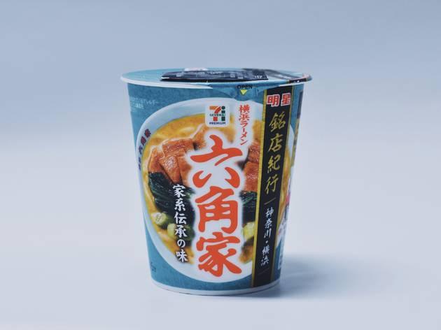 Myojo Rokkakuya instant ramen
