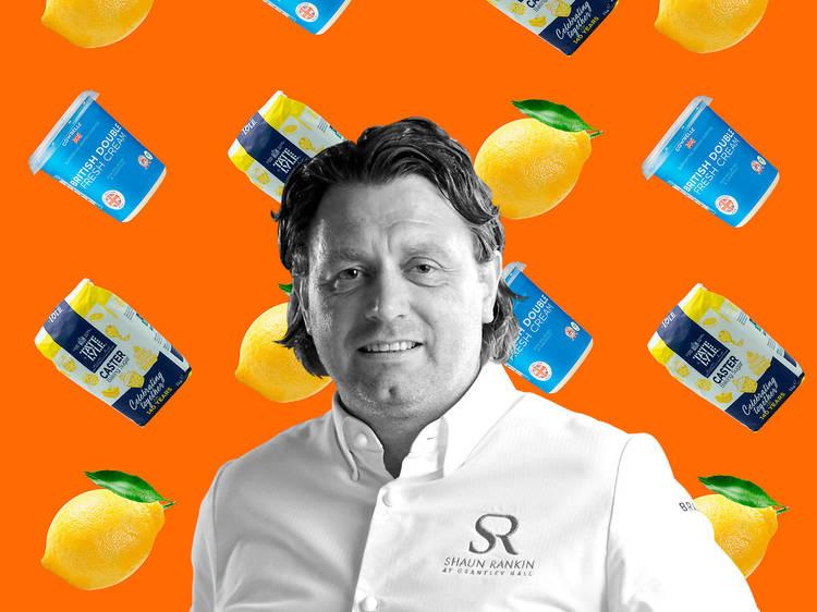 Shaun Rankin's lemon posset