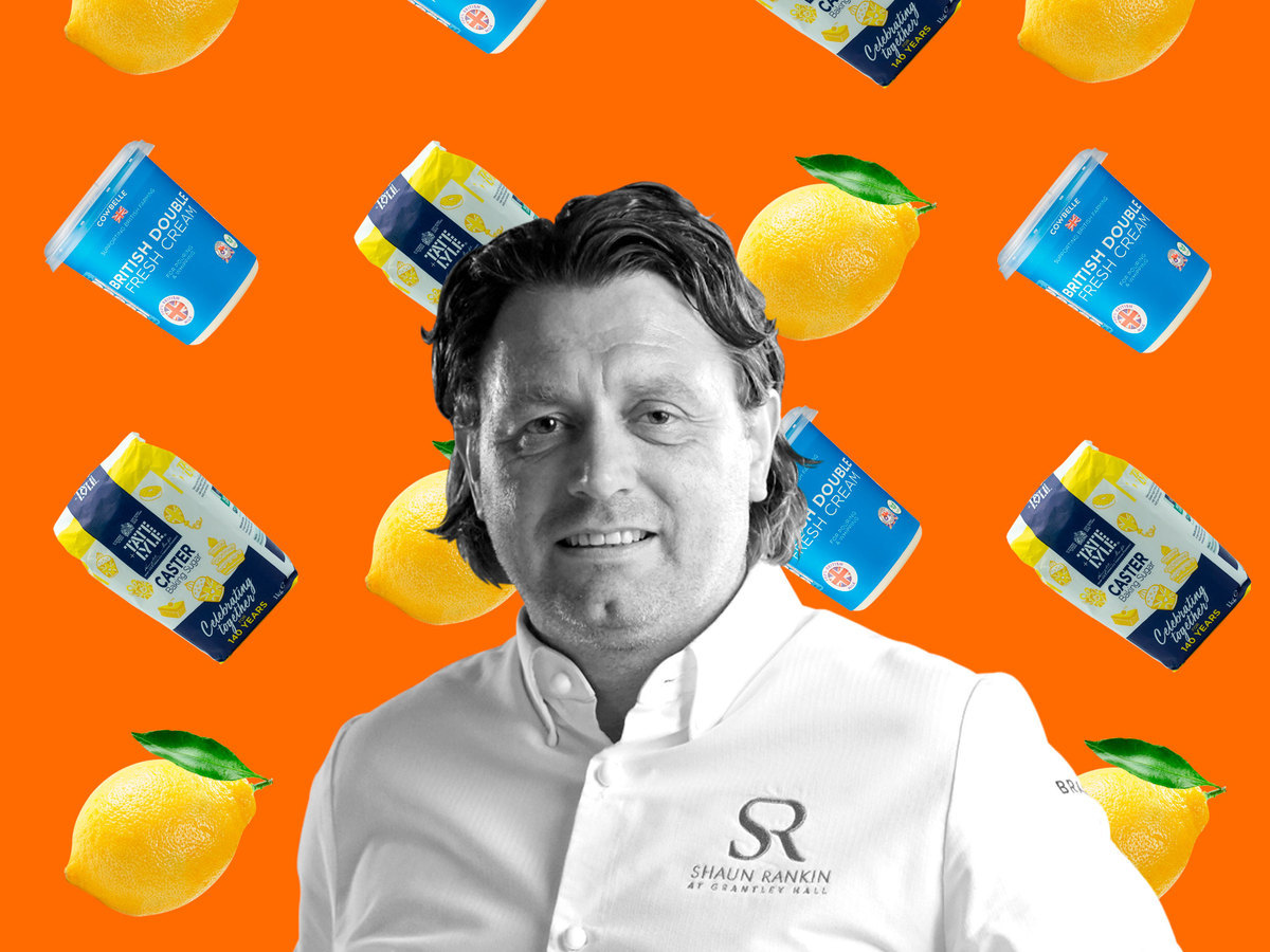 Three-Ingredient Recipe: Shaun Rankin's lemon posset