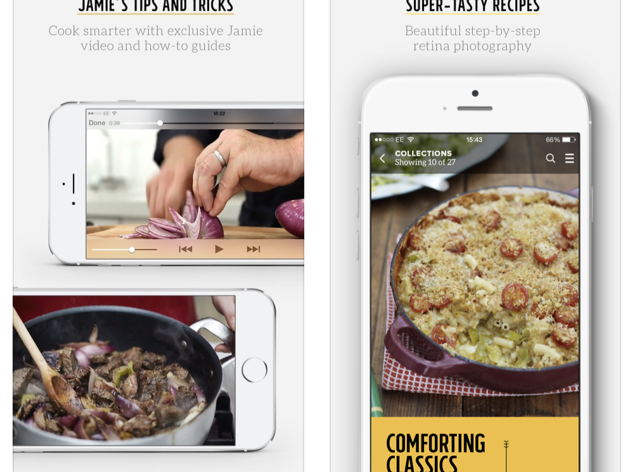 The Best Cooking Apps And Channels