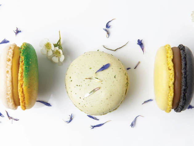 Best macarons in Hong Kong with delivery