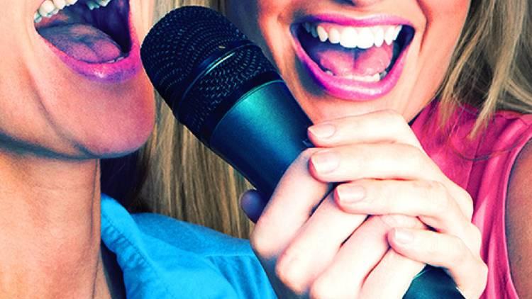 Cantar, Stingray Karaoke, Musica