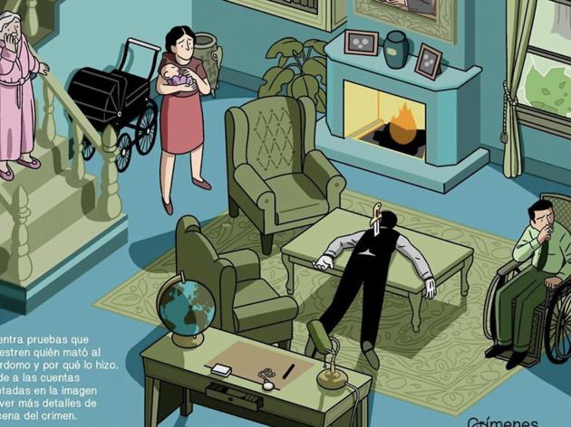 Crimen ilustrado