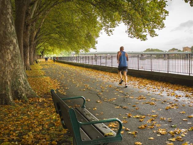 thames path runner