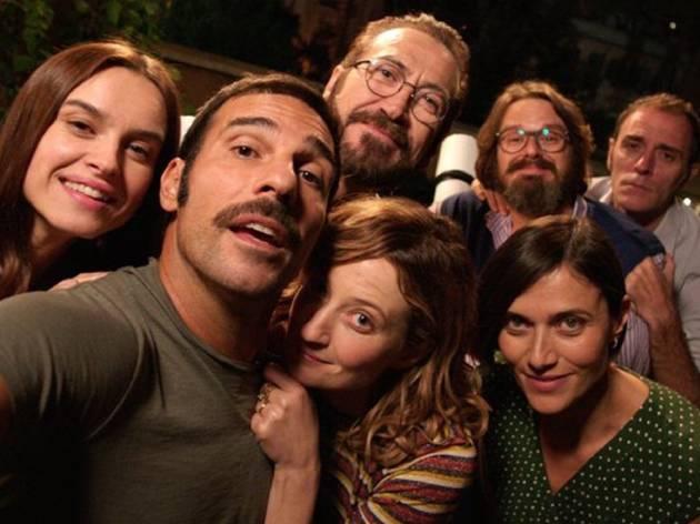 Filme, Cinema, Amigos Amigos, Telemóveis à Parte (2016)