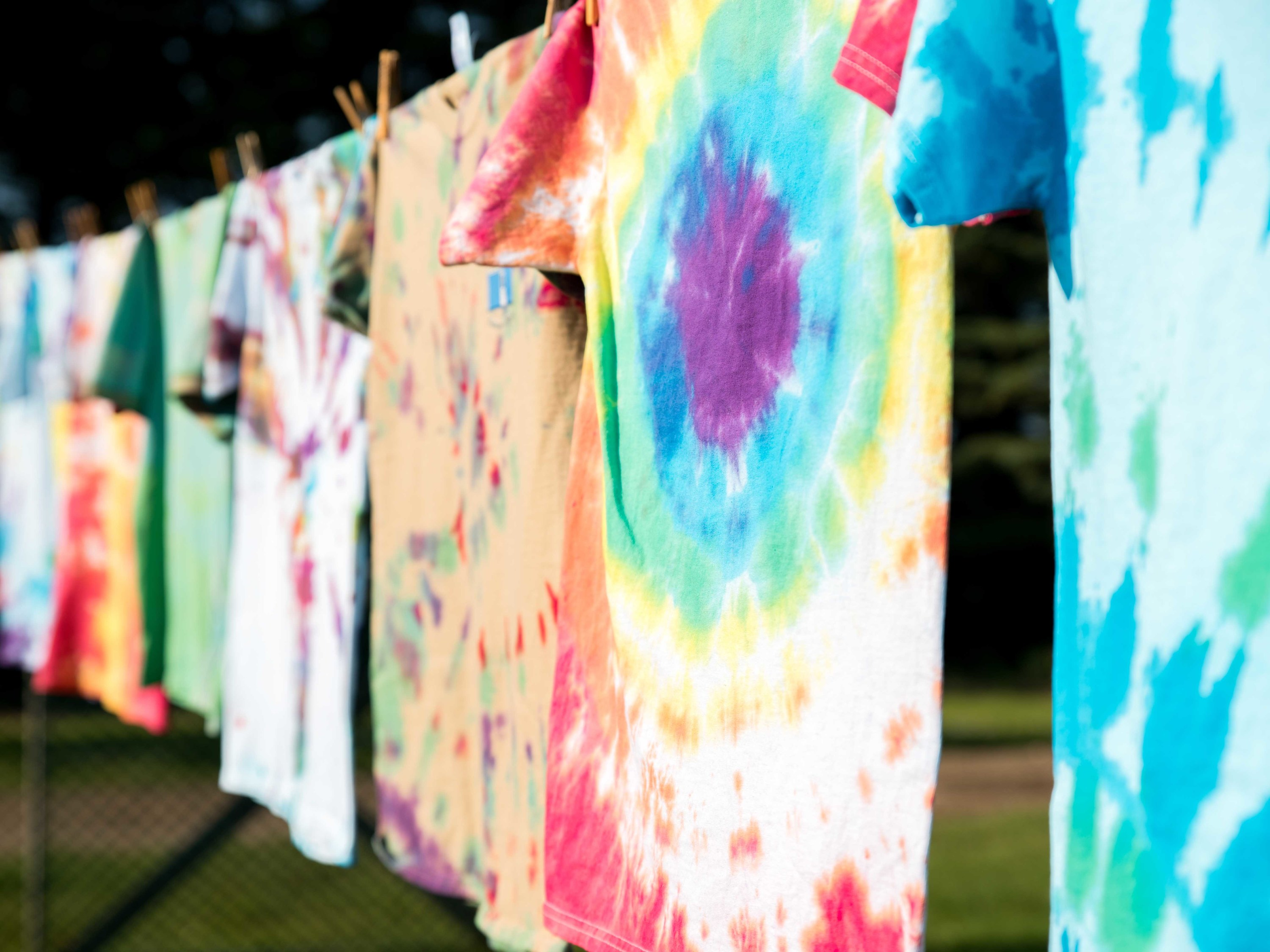 How to tie-dye at home, according to this Miami expert