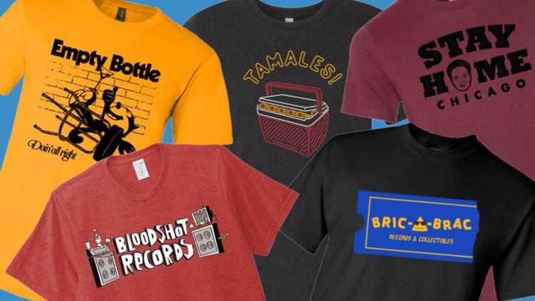 Barrel Maker Printing shirts