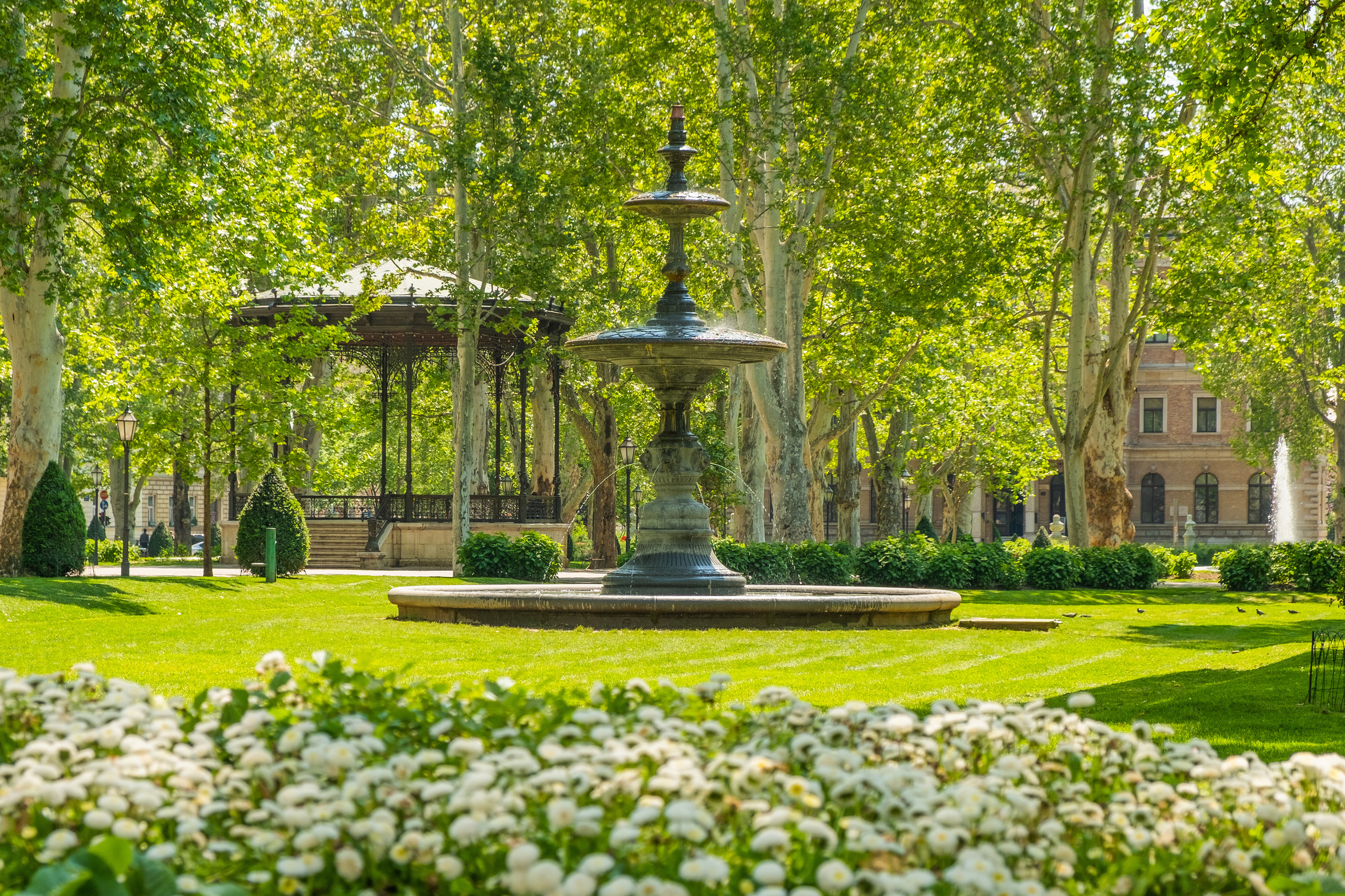 Find healing in Zagreb's green spaces