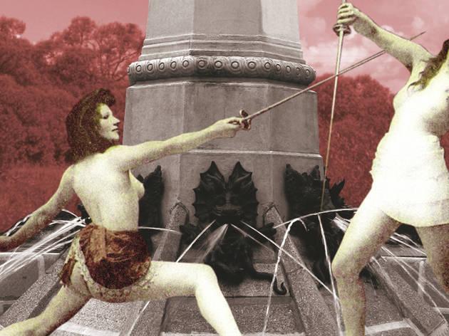 Las duelistas del Retiro