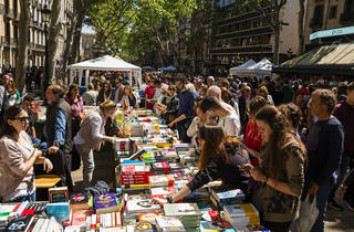 Sant Jordi moves to July 23 in 2020