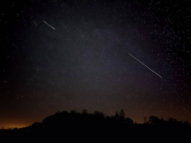 A meteor shower will light up the sky this month