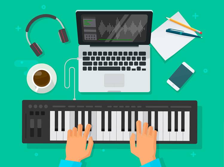 Les millors apps per aprendre música a casa