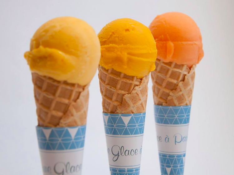 Se faire livrer des glaces de compet' d'un champion du monde de pâtisserie