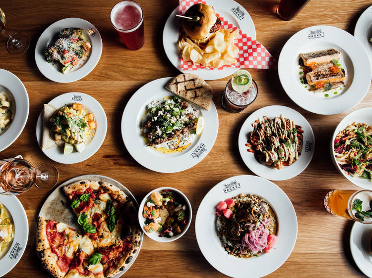 Your guide to the food and drink at Time Out Market Montréal