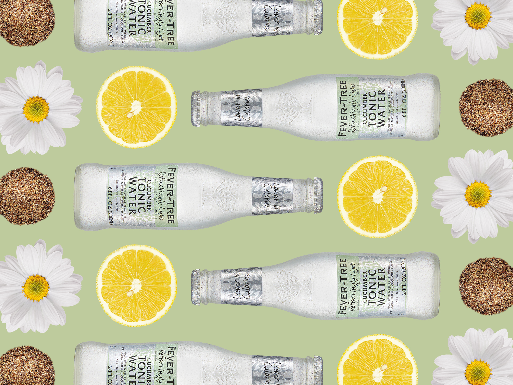 Fever-Tree cocktail