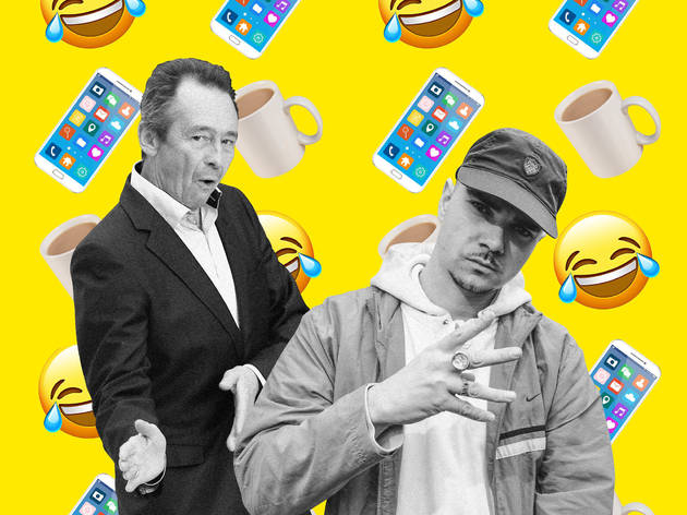 audible podcast with paul whitehouse and kurupt fm
