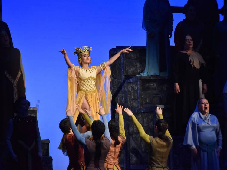 Compañía Nacional de Danza: Carmina Burana