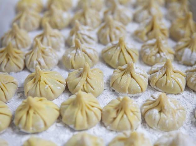 No Name Chinese dumplings
