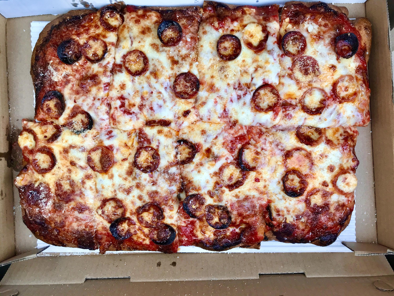 Antico focaccia pizza
