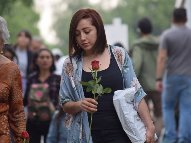 Fiesta del libro y la rosa de la UNAM