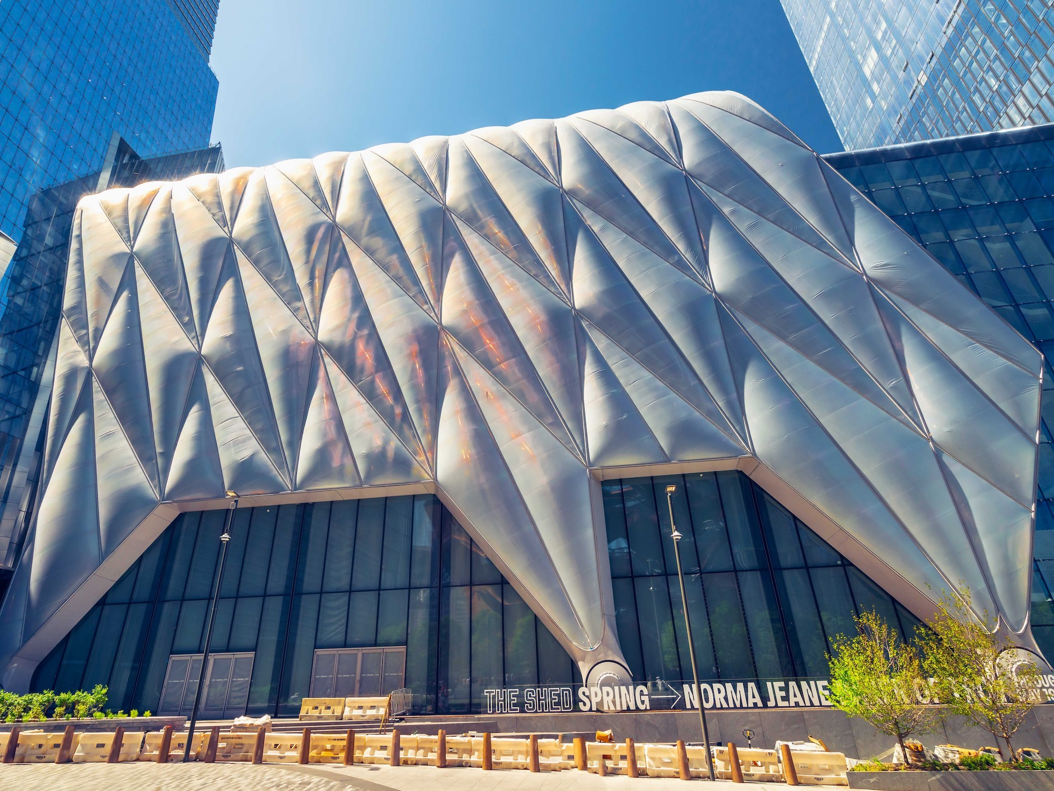The Shed at Hudson Yards has a cool new online arts program