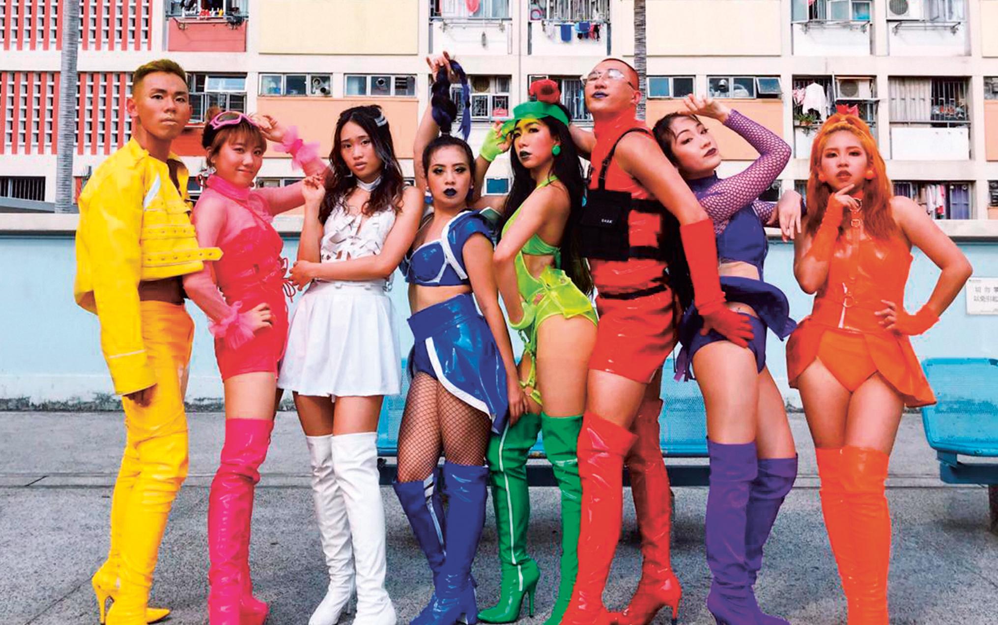 LGBTI 熱話:本地舞者推廣 Vogue 文化