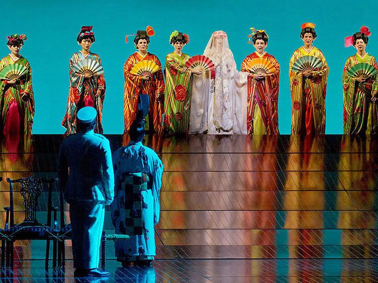 The Metropolitan Opera is streaming whole operas every night