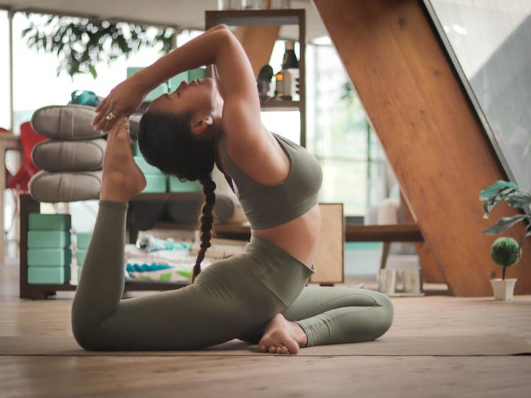 The best digital classes from yoga studios in Singapore
