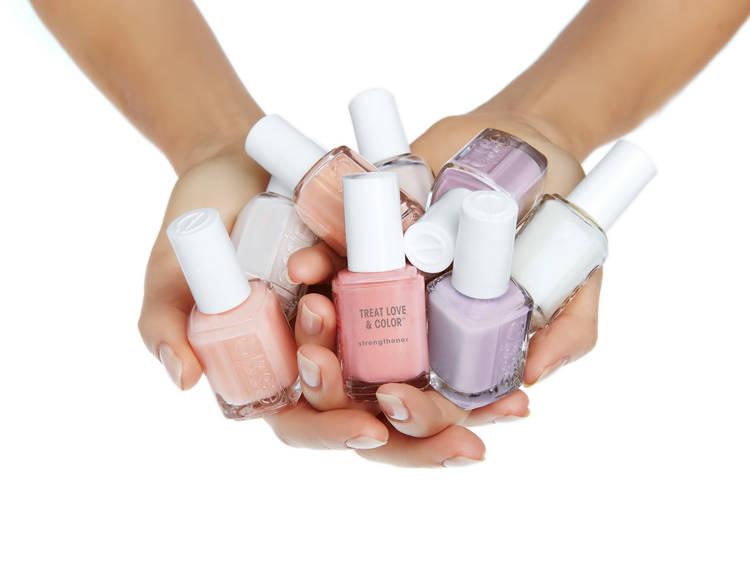 Cuidados para uñas frágiles y quebradizas