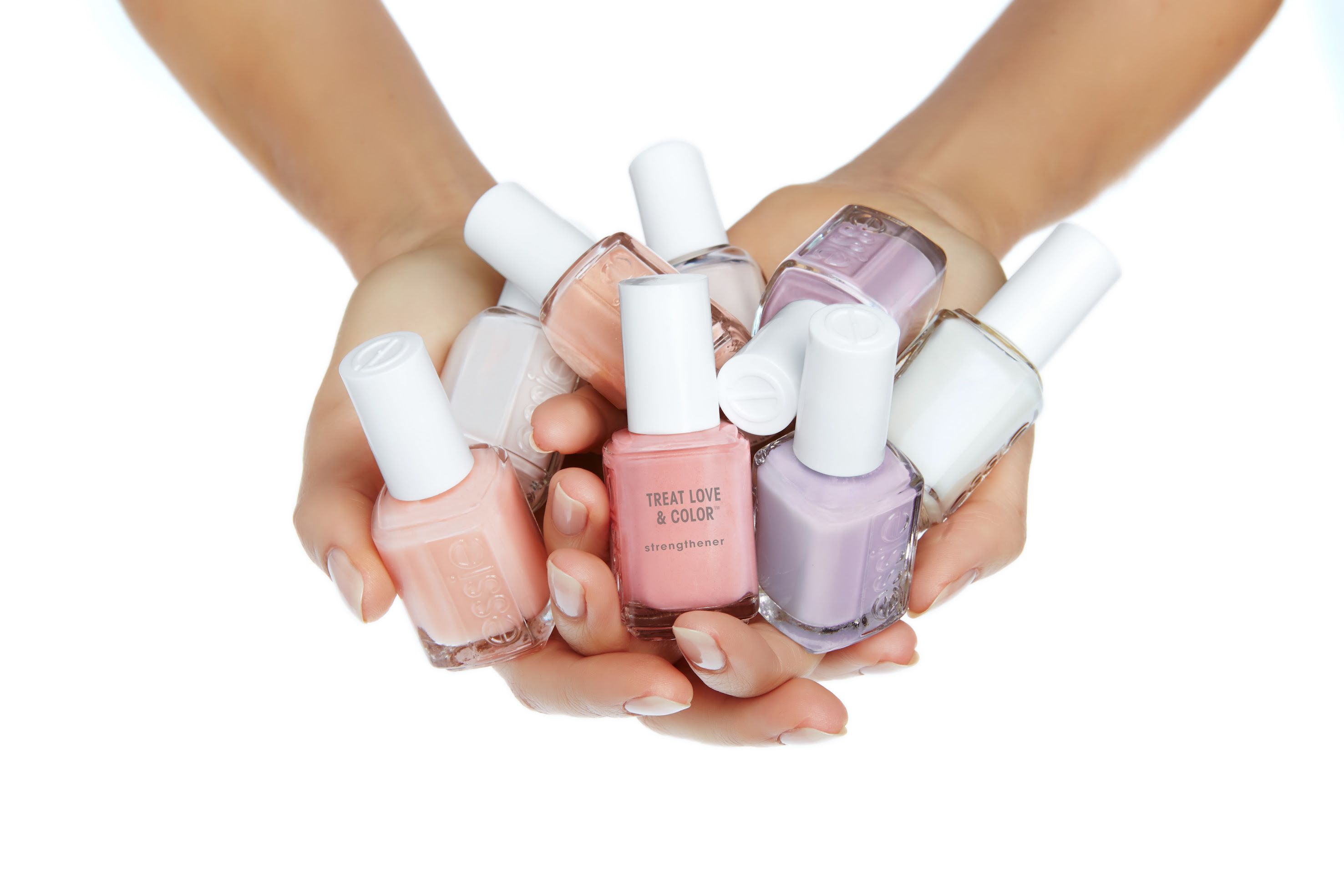 Treat, Love and Color. Tatamiento fortalecedor de uñas Essie